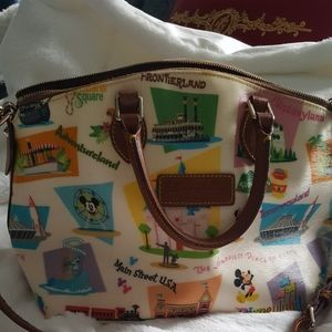 Disney Retro Dooney and Bourke handbag